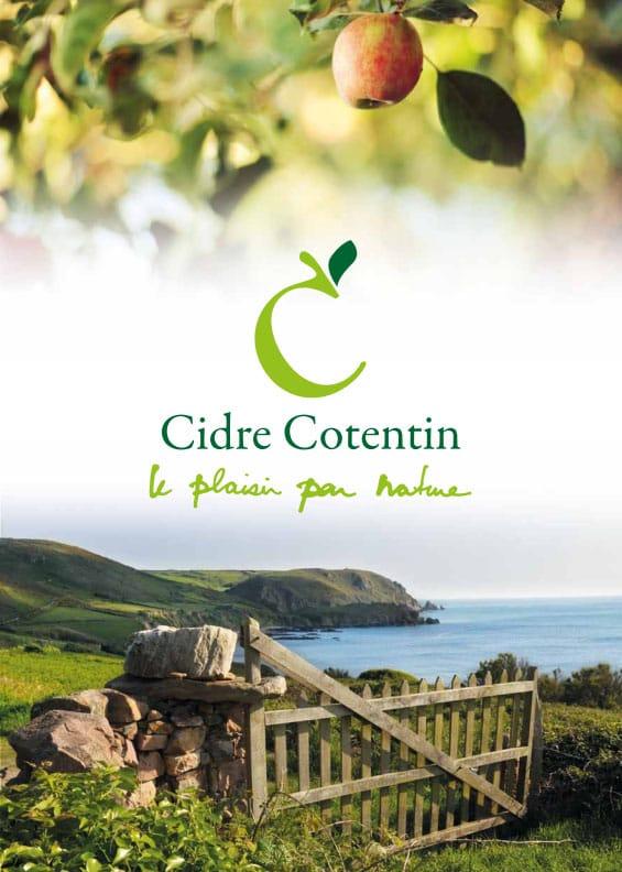 Image du flyers du Cidre Cotentin