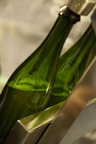 Mise en bouteille du cidre Hérout