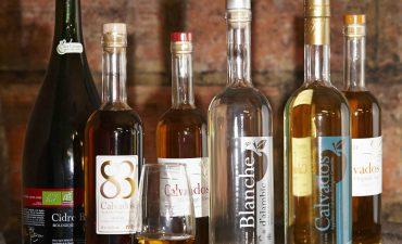 Gamme Calvados Bio Hérout